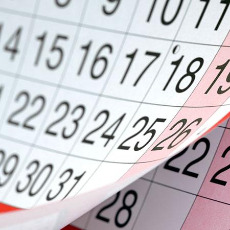 Calendari, planner e tascabili