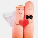 Partecipazioni matrimonio a Milano. Grafica e stampa in offset, digitale, grande e piccolo formato