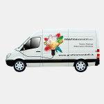 Adesivi automezzi a Milano. Grafica e stampa in offset, digitale, grande e piccolo formato